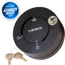 New Nrg Steering Wheel Hub Matte Black Quick Release Lock Kit With 2keys Srk 101mb
