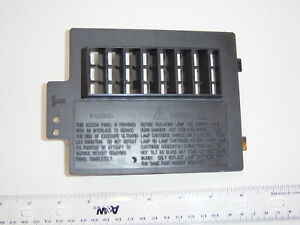 mitsubishi wd 60738 dlp tv lamp door cover q935 ebay rh ebay com mitsubishi tv wd 60737 manual mitsubishi tv wd 60735 manual