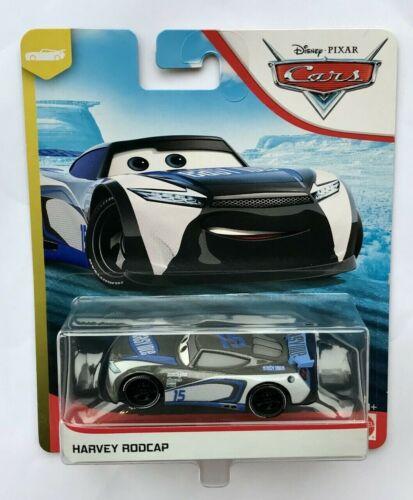 HARVEY RODCAP #15 CARS 3 EASY IDLE NEXT GENERETION Mattel Disney Pixar