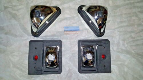 773,7753 Head Tail Light Bobcat Skid Steer Exterior Light Kit for 751 753 763