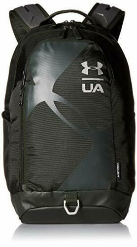 Under Armour Big Graphic Backpack Unisex Artillery Green 3 Adjustable 3 Pockets