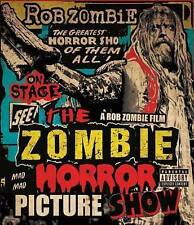 Rob Zombie: The Zombie Horror Picture Show (Blu-ray Disc, 2014)