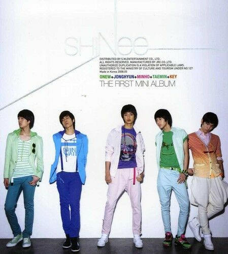 Shinee - Shinee [New CD]