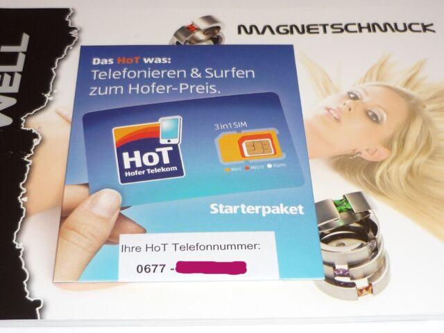 Nano Sim Karte Aldi.Austria Hot Pre Paid Sim Card No Roaming Network T Mobile A
