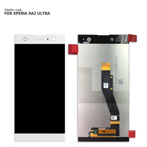 For-Sony-Xperia-XA2-Ultra-H3213-H4213-Genuine-LCD-Display-Touch-Screen-White