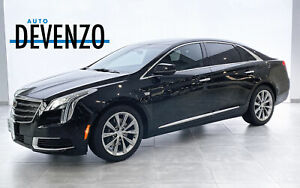 2019 Cadillac XTS SEDAN LIMOUSINE FWD
