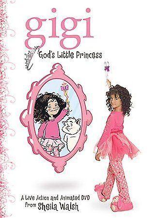 GIGI GOD'S LITTLE PRINCES DVD
