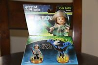 Lego Dimensions Fantastic Beasts Fun Pack 71257 Tina Goldstein Harry Potter