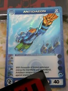 Antidaeon-Chaotic-Card-Promo-ComicCon-Max-P-High-S-Mid-E-Played-Used-Ripple-Foil