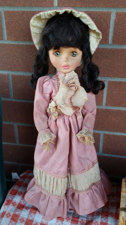 Rarissima Bambola Migliorati anni 70 Altezza 48 Cm