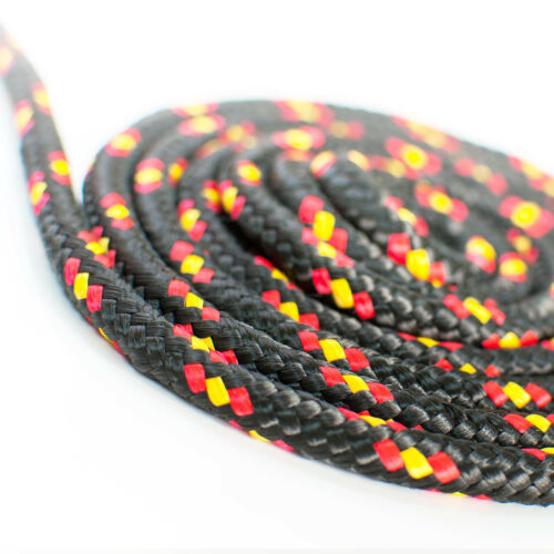 10mm POLYPROPYLENE ROPE braided polyrope weatherproof durable cord synthetic