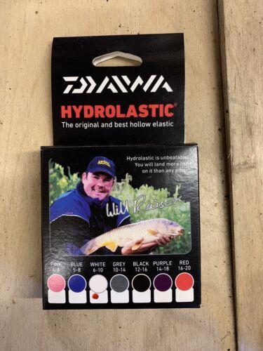 White 6-10 Daiwa Fishing Hydrolastic Hydro Pole Elastic