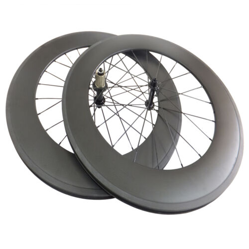 23mm Width Ceramic Bearing wheels 88mm depth Clincher carbon road wheels