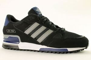 99df0852dd4 La imagen se está cargando Adidas-ZX-750-BA7677-para-Hombre-Tenis-Originals-