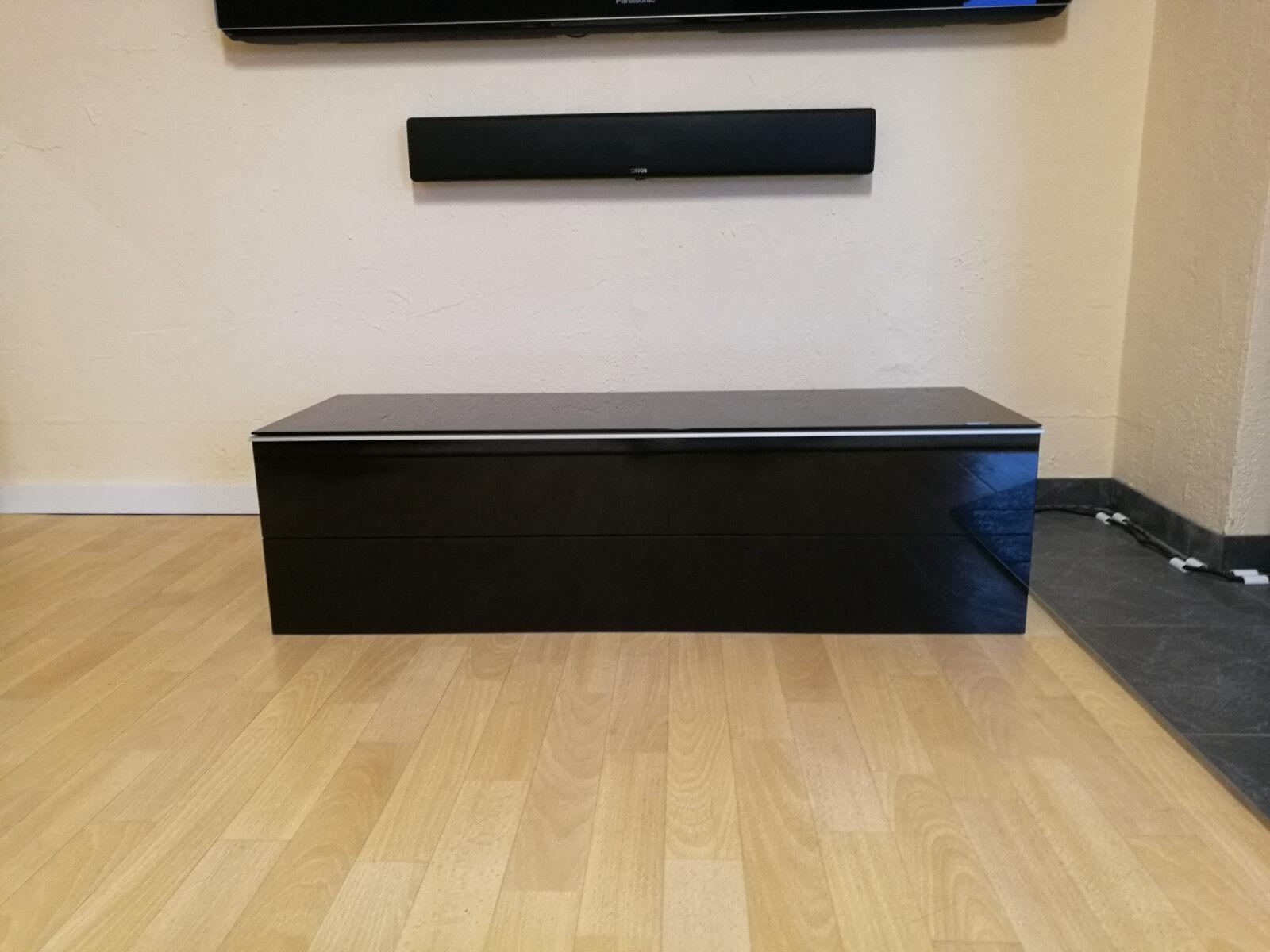 Spectral TV   Hi-Fi Board     Mediamöbel - Scala SC1100 - Wandboard - neuwertig be935a
