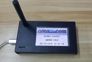 MMDVM-HS-Hat-Hotspot-Raspberry-pi-zero-w-3-2-034-LCD-16G-SD-Case-P25-DMR-YSF