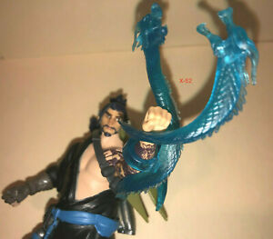 OVERWATCH-Ultimates-HANZO-SHIMADA-action-figure-Blizzard-toy-bow-arrow-assassin