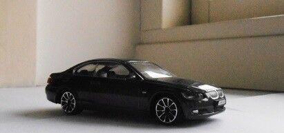 Modelbil, Bburago BMW 335i Coupé, skala 1/43