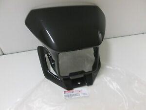 Scheinwerferverkleidung-Lampenmaske-Verkleidung-BODY-NEU-Yamaha-DT-125-RE-X