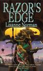 Razor's Edge by Lisanne Norman 9780886777661 Paperback 1997