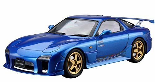 Aoshima MAZDA Mazdaspeed FD3S RX-7 A Spec GT Concept '99 Plastic Mod From japan