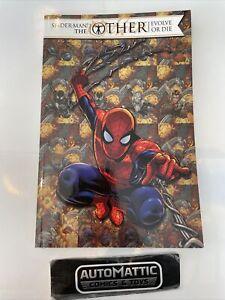 Spider-Man The Other Evolve Or Die - Graphic Novel J M Straczynski Marvel TPB GN