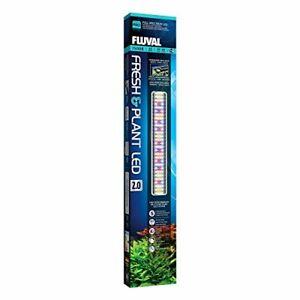 Fluval Fresh & Plant 2.0 Led réservoir de poissons d'aquarium d'éclairage à spectre complet de lampe 46w 15561139915