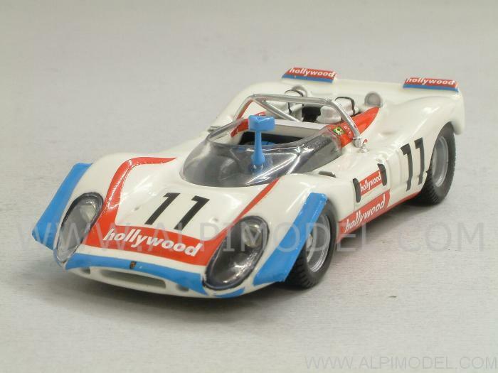 Porsche 908 2 Rio Grande 1971 Pereira - Bueno 1 43 BEST 9432