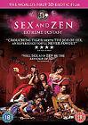 3D Sex And Zen - Extreme Ecstasy (DVD, 2012)