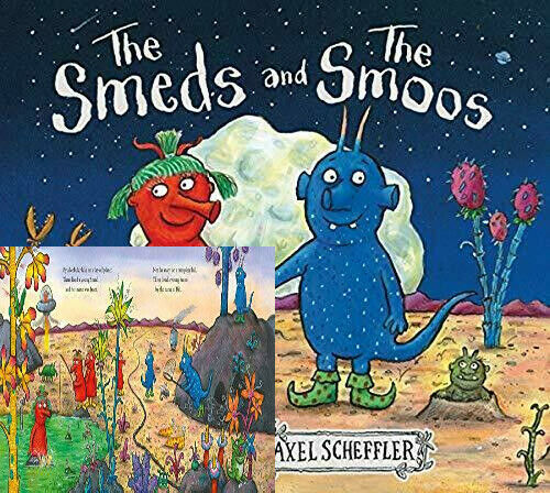 The Smeds and the Smoos Paperback – 4 Jun. 2020