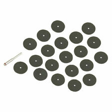 Silverline 868702 Rotary Tool Cutting Disc Set 36pc 22mm Dia