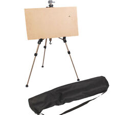 Folding Art Artist Telescopic Field Tripod Display Stand Studio Painting Easel