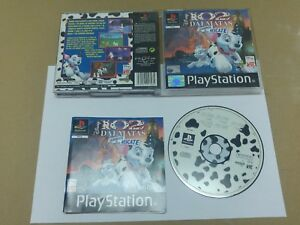 102-DALMATAS-SONY-PLAYSTATION-PS-PS1-COMPLETO-PAL-ESPANA