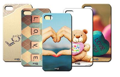 IPM CUSTODIA COVER CASE AMORE LOVE ORSETTO CUORE PER HUAWEI ASCEND G6 3G