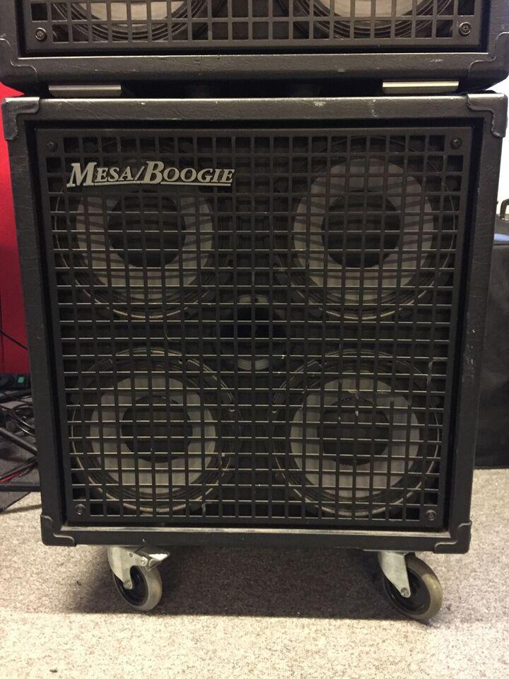 Baskabinet, Mesa Boogie Diesel, 600 W