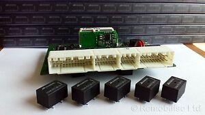 5 x Replacement Relay for MG Rover Pektron SCU//BCU Also LDV Pektron 0662P04A