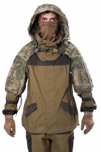 Viper Hood Russian Spetsnaz Ripstop A-TACS FG Disguise Sniper Coat
