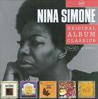 Original Album Classics by Nina Simone (CD, Sep-2009, 5 Discs, Sony BMG)