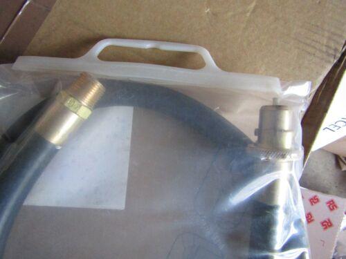 Cocina de gas de goma 4ft Flexible Manguera de bayoneta macho H9554 7845406