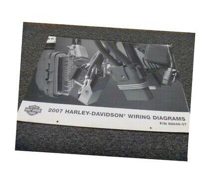 2007 Harley Davidson Electra Glide Motorcycle Electrical ...