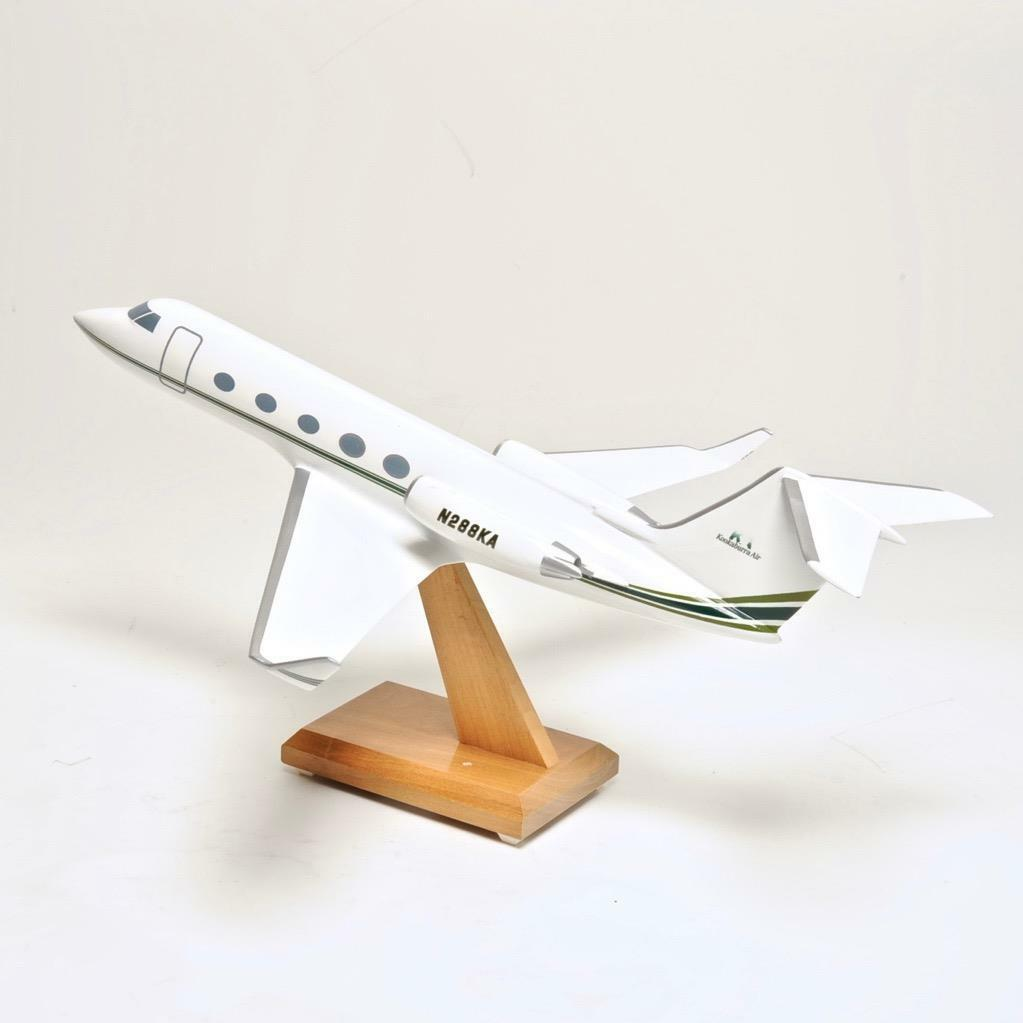 VINTAGE KOOKABURRA AIR DESK DISPLAY MODEL AIRCRAFT REPLICAS BY TYSON