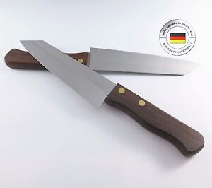 5-5-034-Penguin-Chef-Knife-Thai-Stainless-Wood-Handle-Kitchenware-CLASSIC-Series