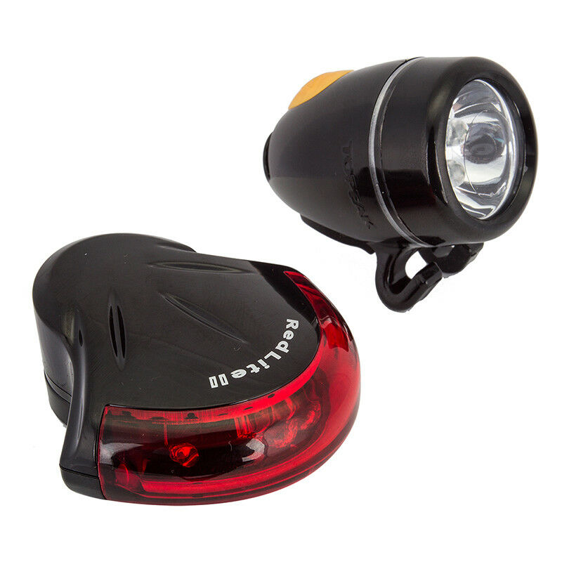 Topeak Highlite Combinato II Luce Topeak Combinato Highlite II Nero