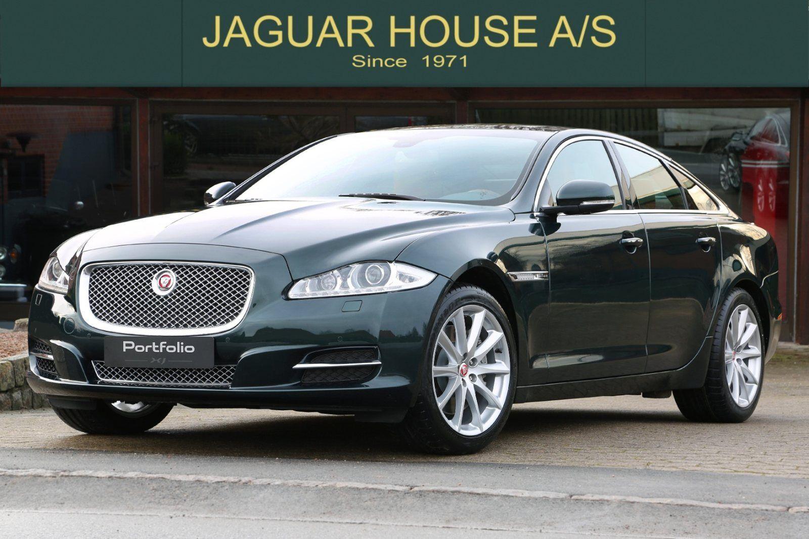Jaguar XJ 3,0 P340 Portfolio aut. AWD 4d - 2.990 kr.
