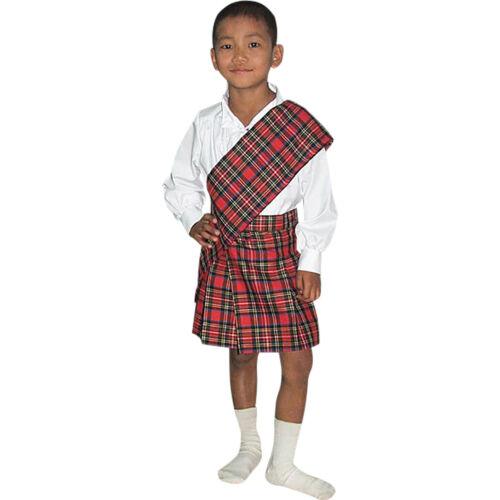 Childs Scottish Kilt
