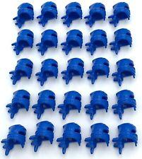 Ninja Lego Ninja Minifigure Blue Wrap Headgear X4 for Ninjago
