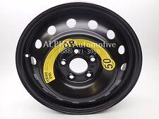 New OEM 2011-2015 Kia Optima Hyundai Veloster Spare Wheel Rim No Tire 16X4 5x114