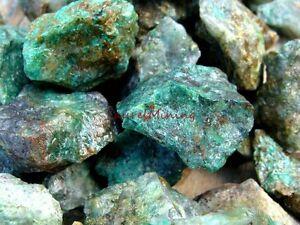 Natural Chrysocolla - 1000 CARAT Lots - Gemstone Rough Metaphysical Healing Rock