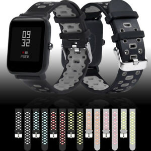 Breathable-Sport-Soft-Silicone-Wirstband-Strap-Band-For-Xiaomi-Huami-Amazfit-Bip