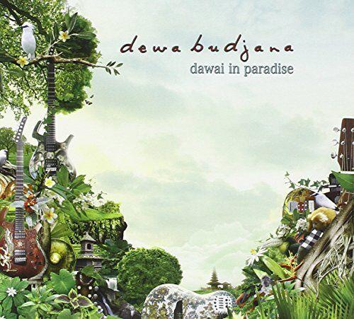 NEW Dawai In Paradise (Audio CD)